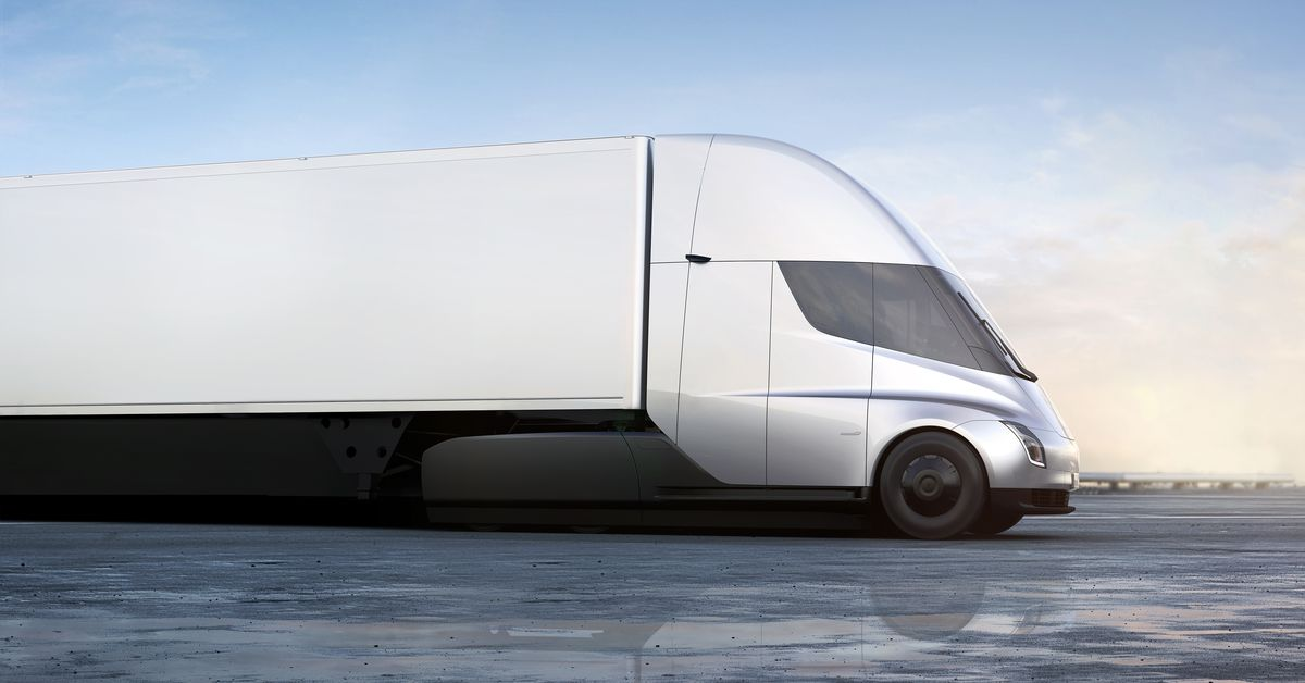 Tesla's electric Semi trucks are priced to compete at $150,000