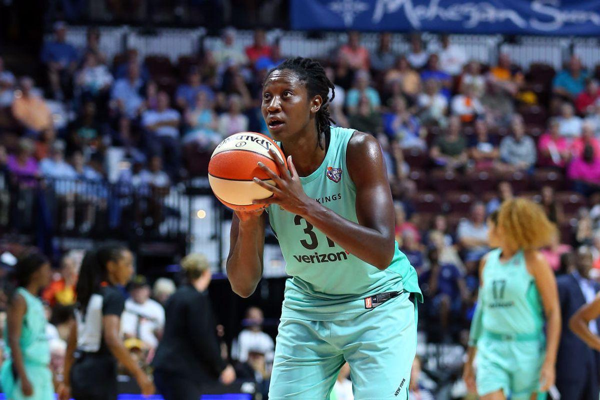 Tina Charles New York Liberty WNBA