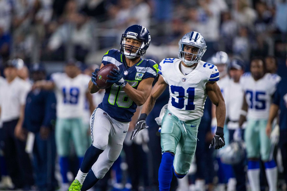 How Good Can Seattle Seahawks Wr Tyler Lockett Be As A Slot