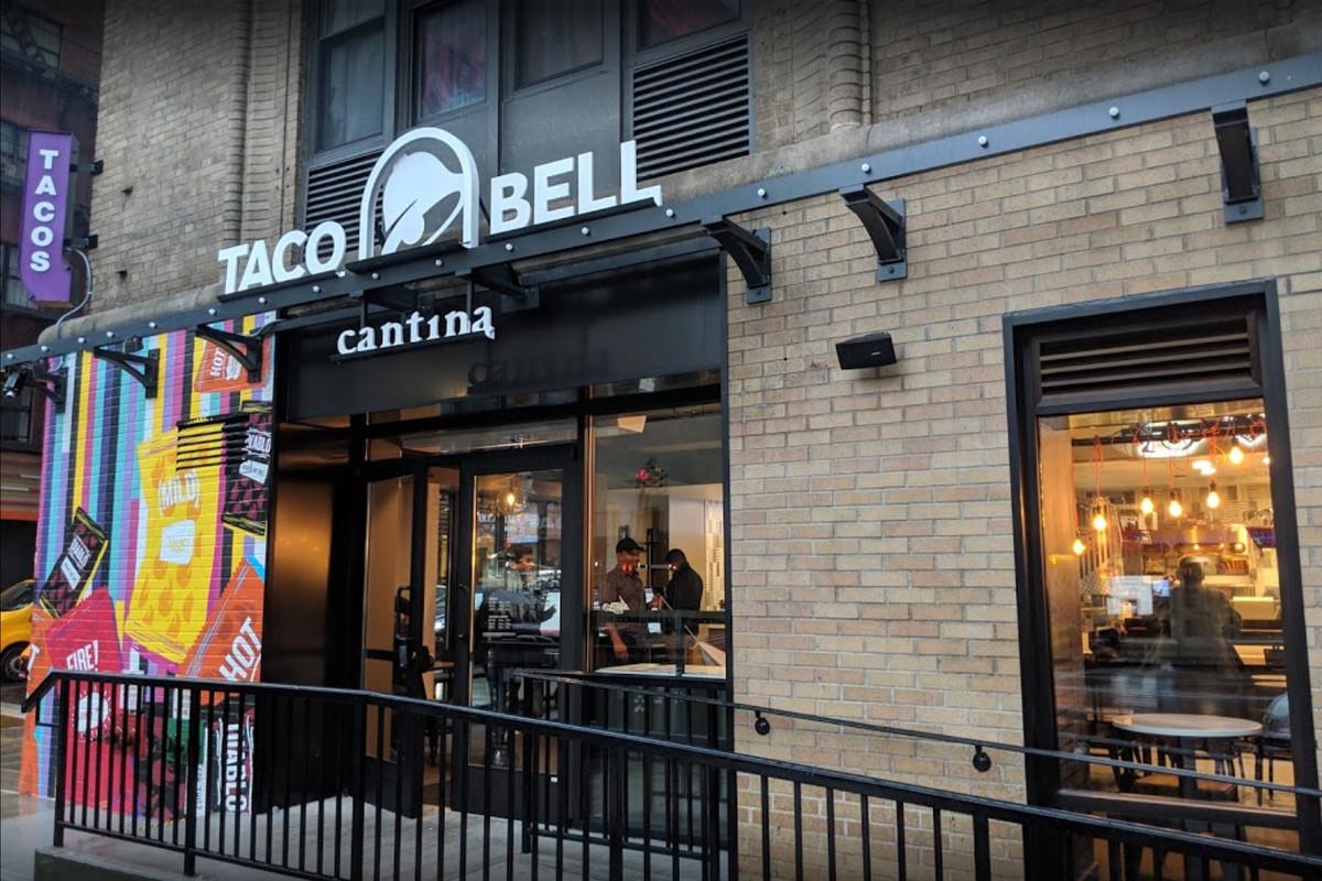 Taco Bell Eighth Avenue