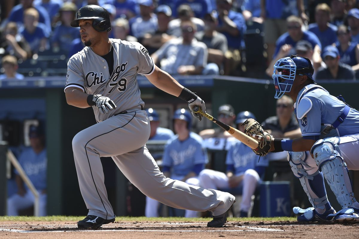 Jose Abreu projects to be the second best first baseman in the AL Central.