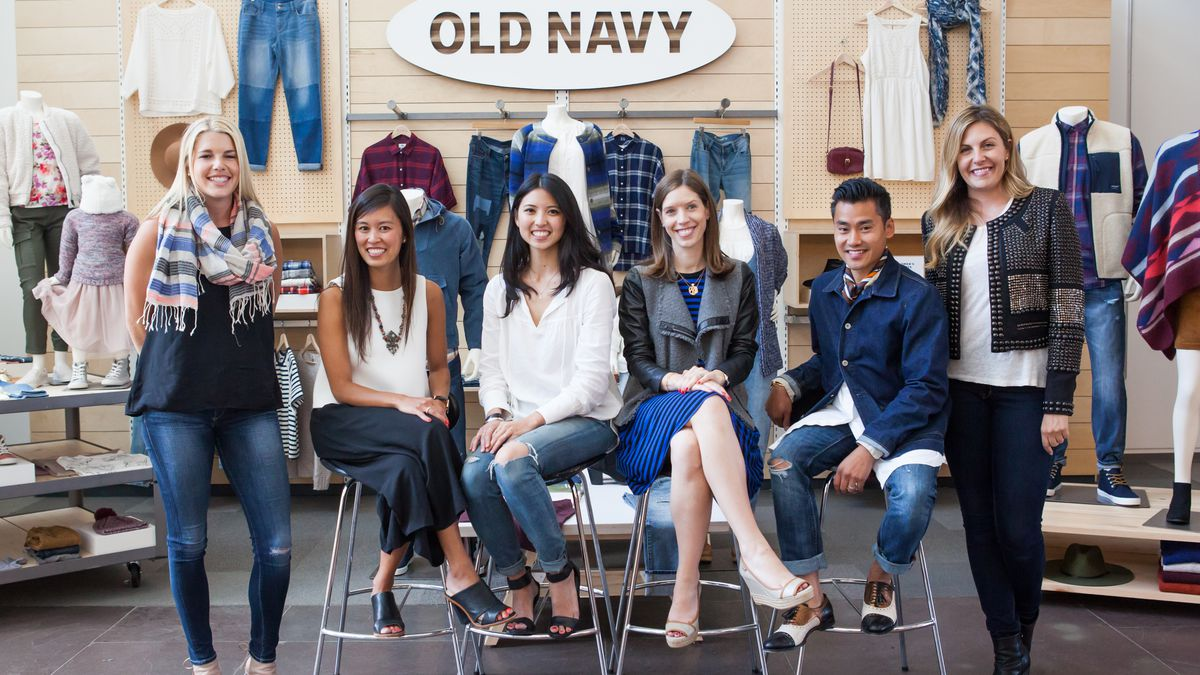 What The Team At Old Navy's SF Headquarters Wears To Work