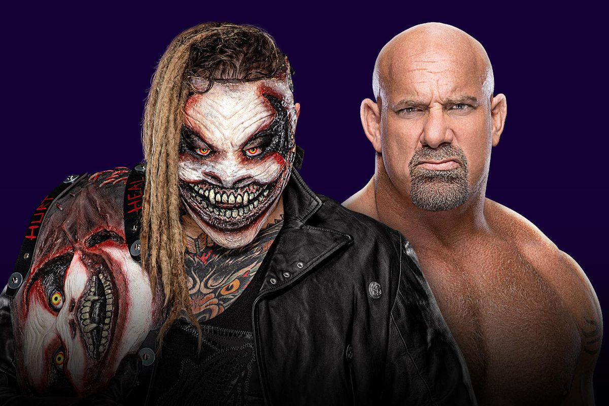 Goldbergs Halloween Special 2020 WWE Super ShowDown 2020 results, live streaming match coverage