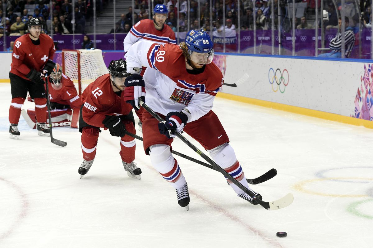 2016 World Cup of Hockey rosters  3 Flyers named to Czech Republic team ab8f36774