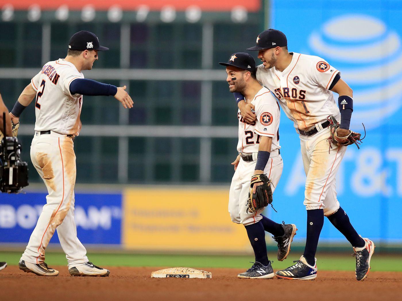 2019 AL West Preview: Houston Astros, position player