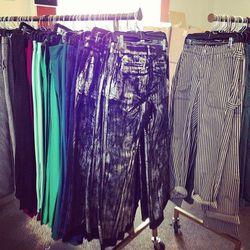 Fancy pants, $30.