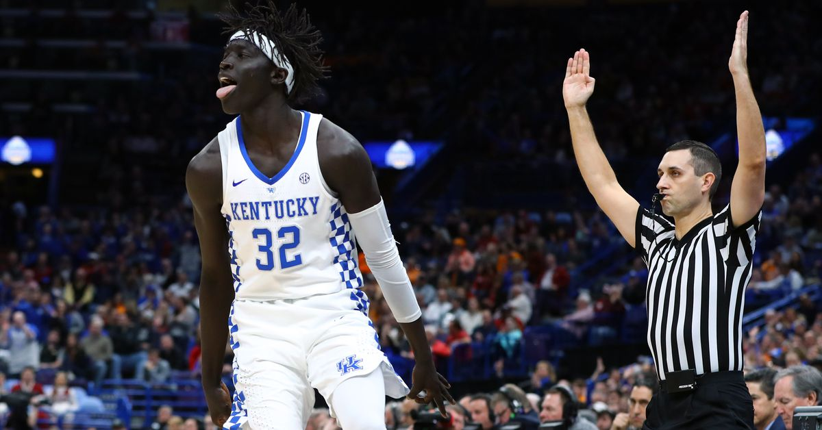 Kentucky Wildcats Basketball 2018 Sec Matchups Revealed: Kentucky, Tennessee Win To Set Up 2018 SEC Tournament