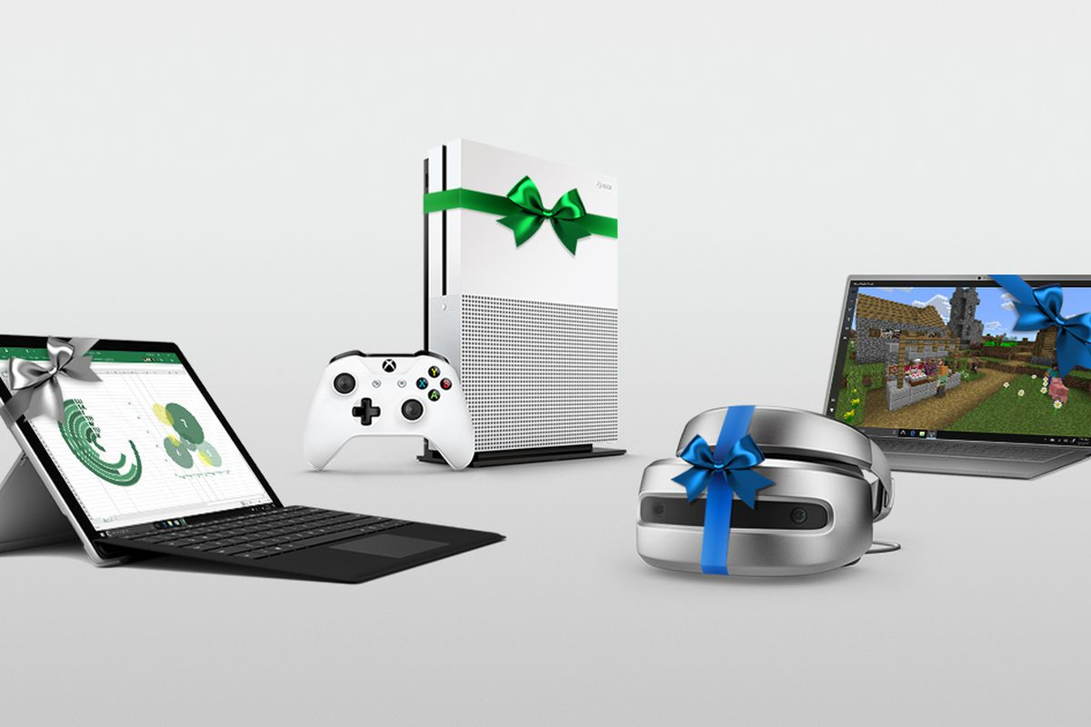Microsoft Black Friday Deals includes Xbox One S at $189