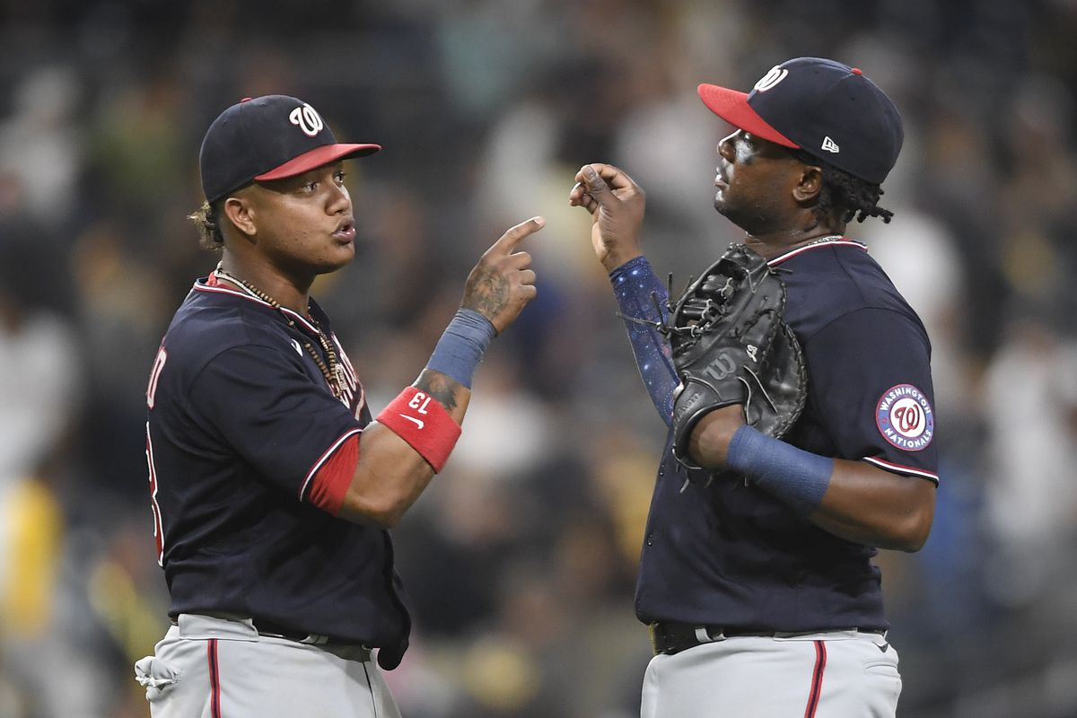 Washington Nationals v San Diego Padres