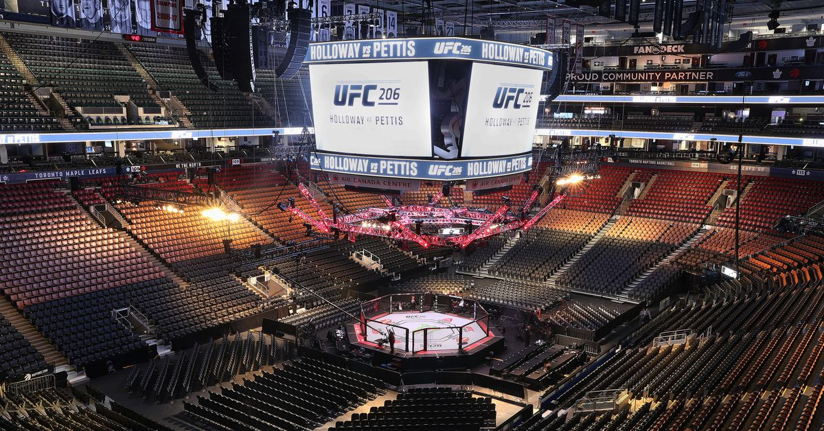 UFC announces Fight Night card in Russia for September 15th