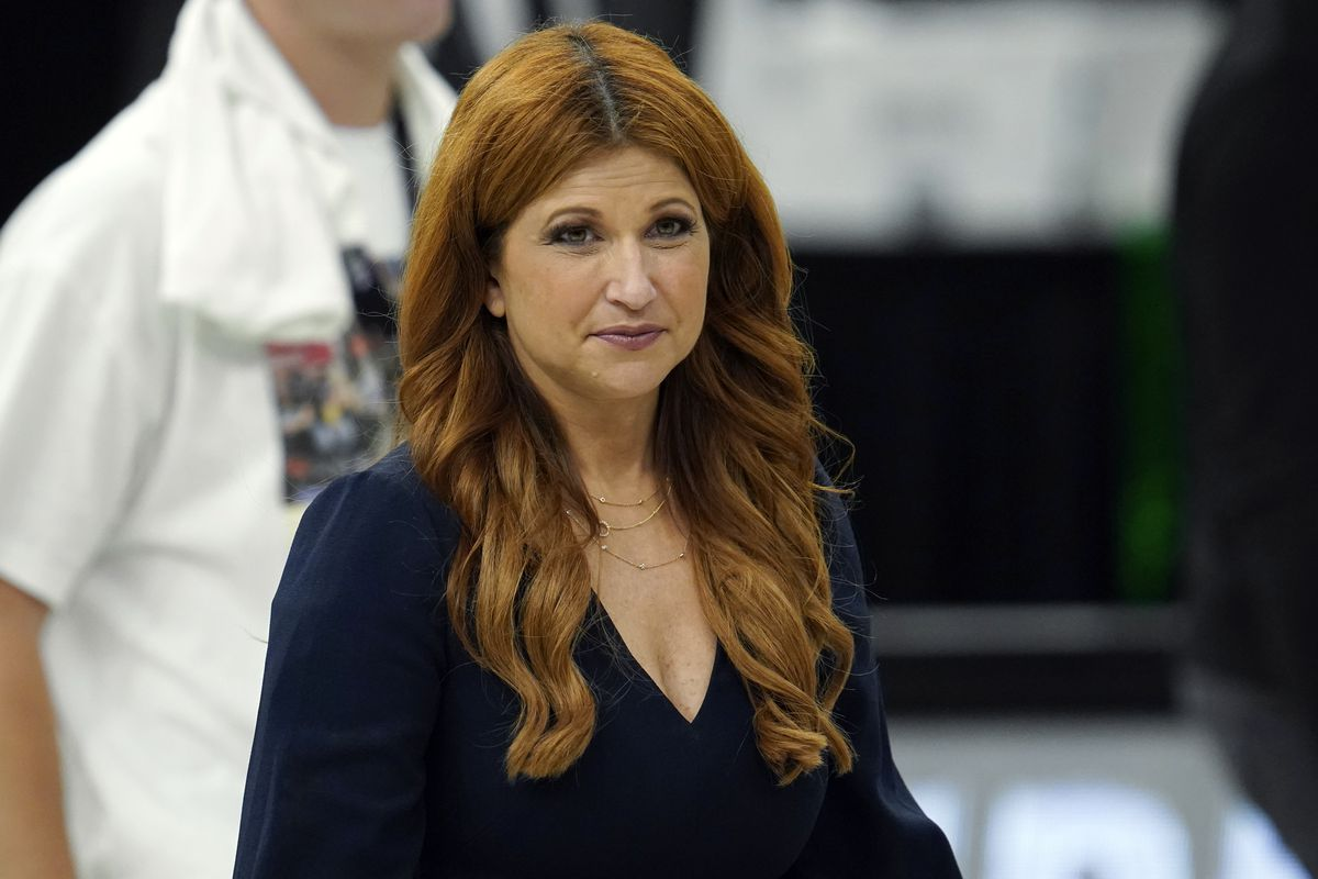 """ESPN is cancelling Rachel Nichols' """"The Jump"""" show and pulling her off NBA programming."""