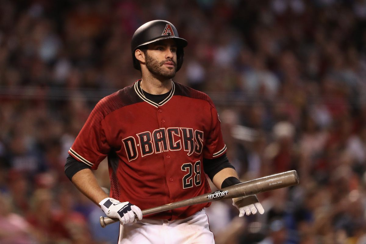 new style 752a5 10e37 Boston Red Sox reportedly sign JD Martinez for 5 years and ...
