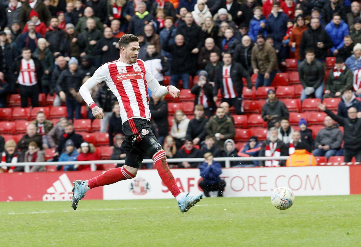 Sunderland v Gillingham - Sky Bet League One