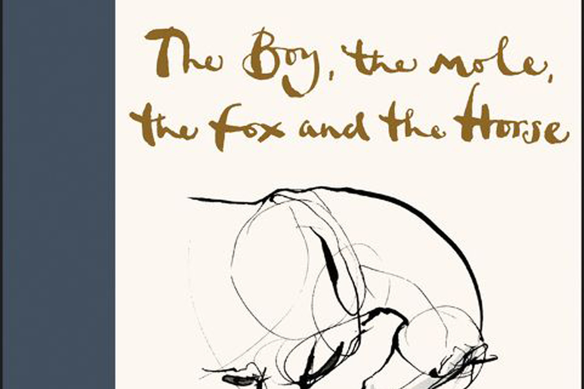 Charley Mackesy S The Boy The Mole The Fox And The Horse No 1 Publishers Weekly Fiction Best Seller Chicago Sun Times