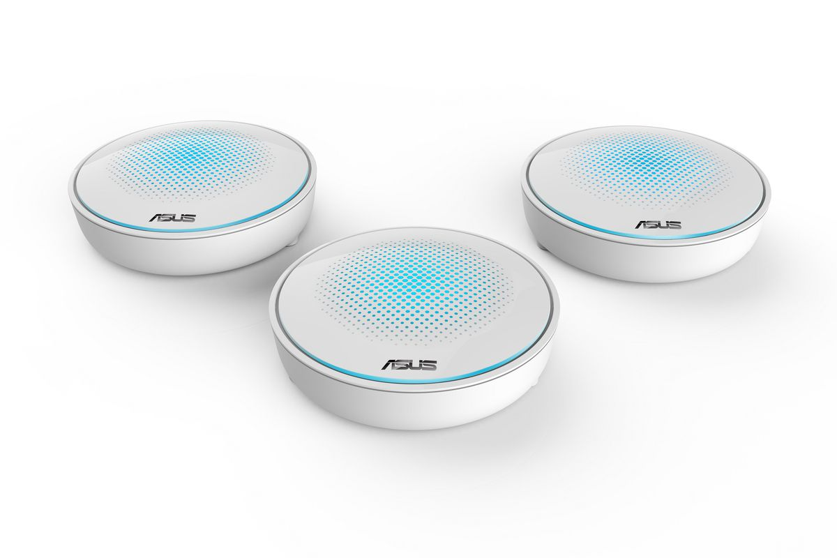 Mesh Wi Fi Will Come For Us All Asus Ships Lyra System