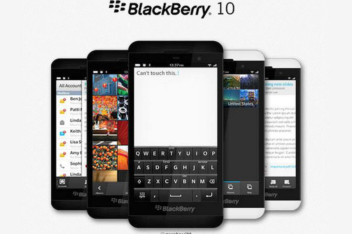 BlackBerry Update Offers Access to Android Apps - Vox