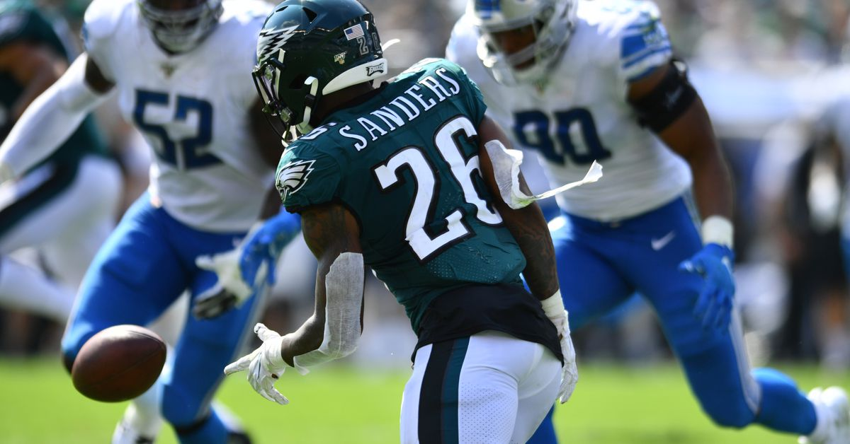 Eagles Rookie Report Card: Mistakes prove to be costly