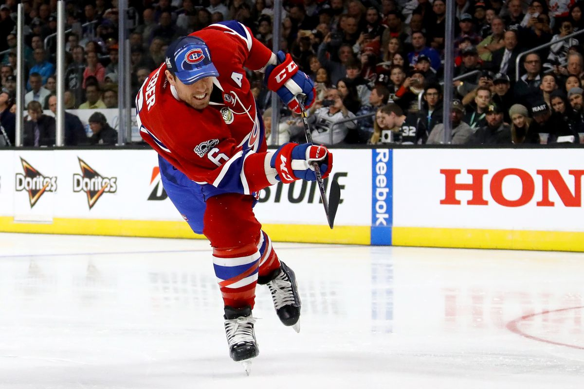 Oscar Mayer NHL Hardest Shot