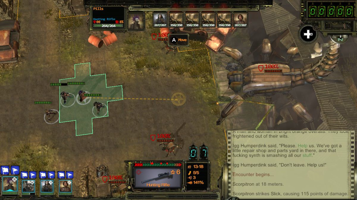 Wasteland 2 Is A Slight Struggle On The Switch But It S Still Worth Your Time Polygon