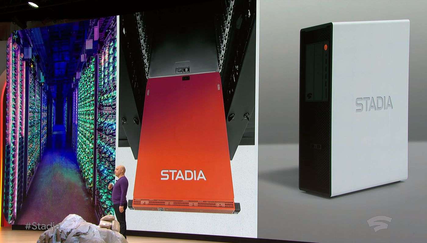Google unveils Stadia cloud gaming service at GDC 2019 - The