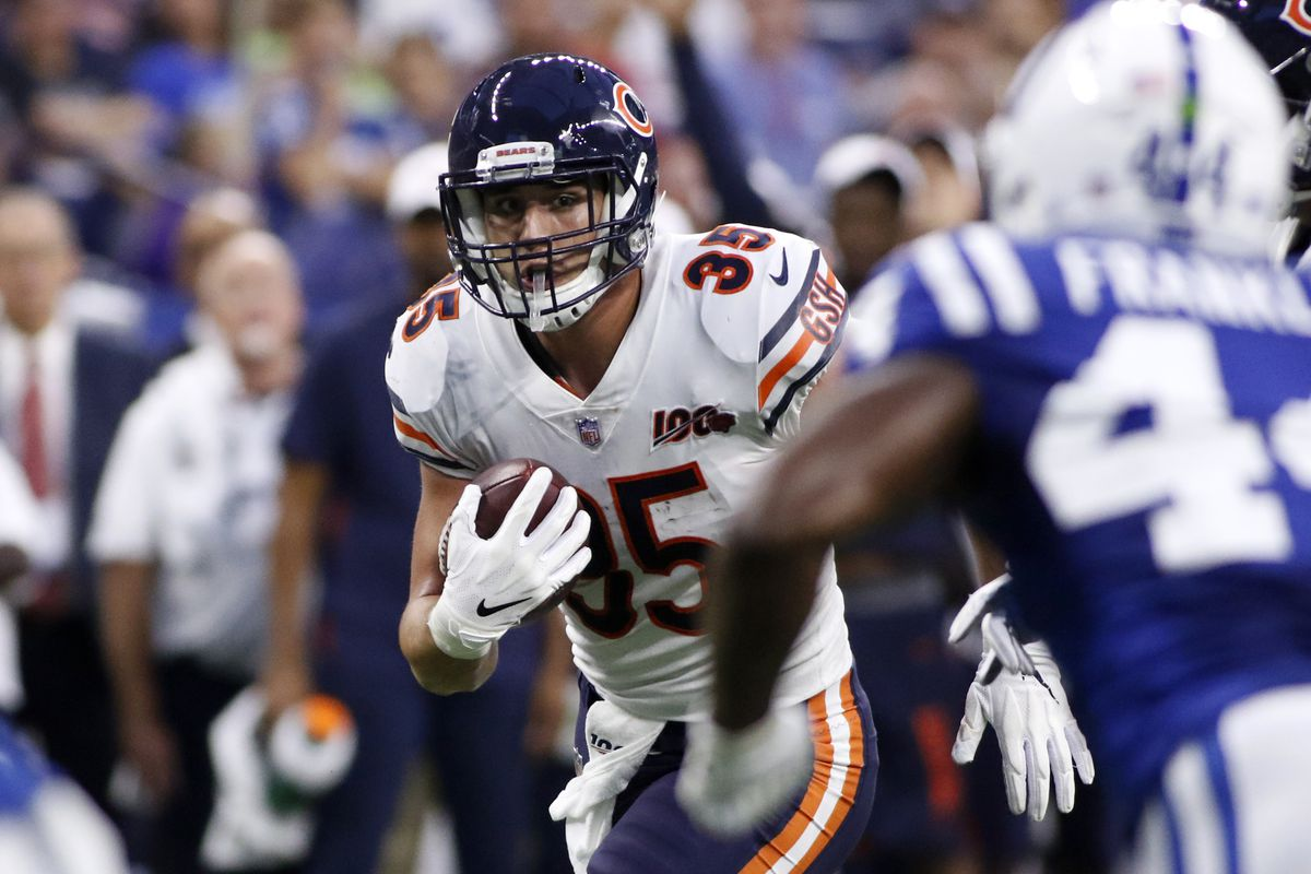 sports shoes f98c9 40cf4 Bears' practice-squad tracker: Who's joining the 10-man unit ...
