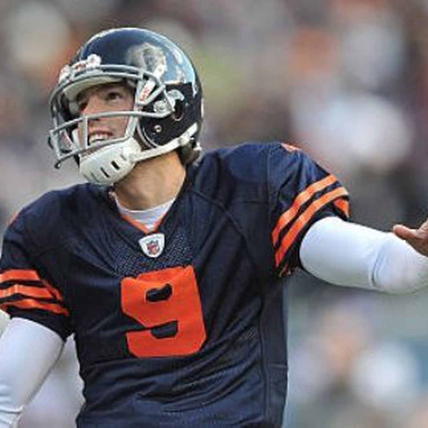 sale retailer 4c7b8 8129c Reunion coming? Ex-Bears K Robbie Gould requests trade from ...