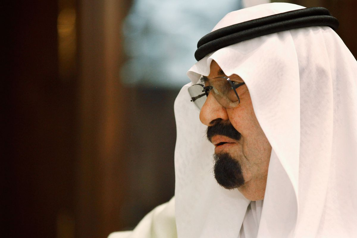 abdullah saudi