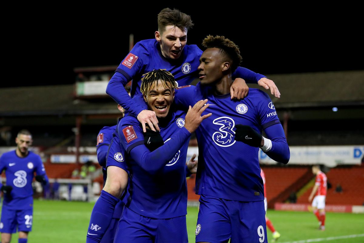 Barnsley v Chelsea - Emirates FA Cup - Fifth Round - Oakwell