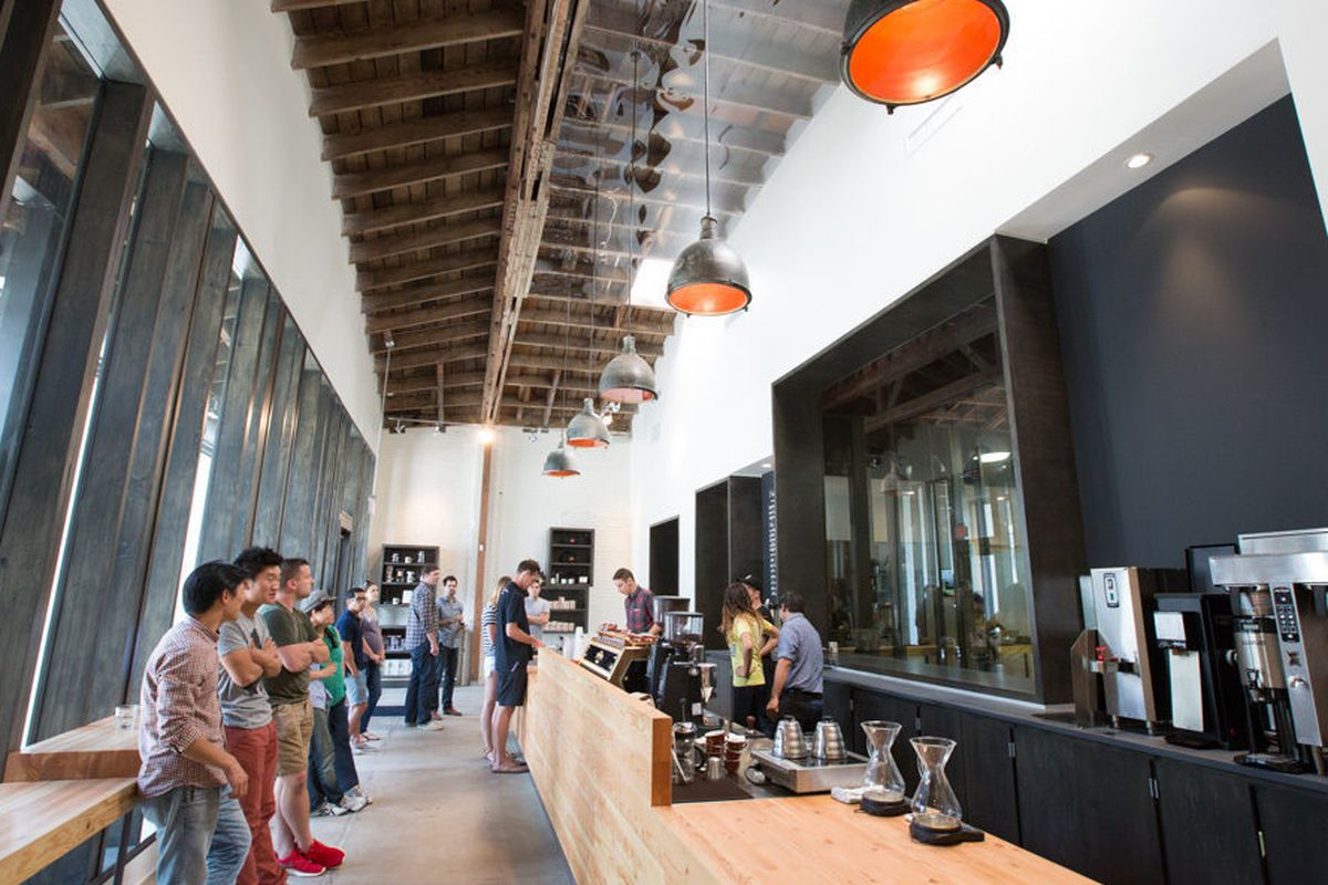 """<a href=""""http://la.eater.com/archives/2013/09/10/stumptown_coffee_serves_today_at_new_arts_district_cafe.php"""">Stumptown, LA</a>"""