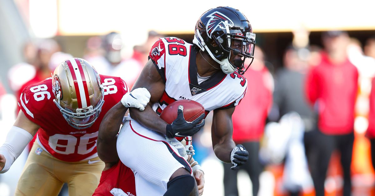 Will the Falcons bring back Kenjon Barner?