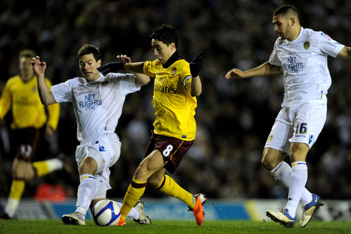 Ben Parker made 54 appearances for Leeds between 2006 and 2012.  (Photo by Michael Regan/Getty Images)