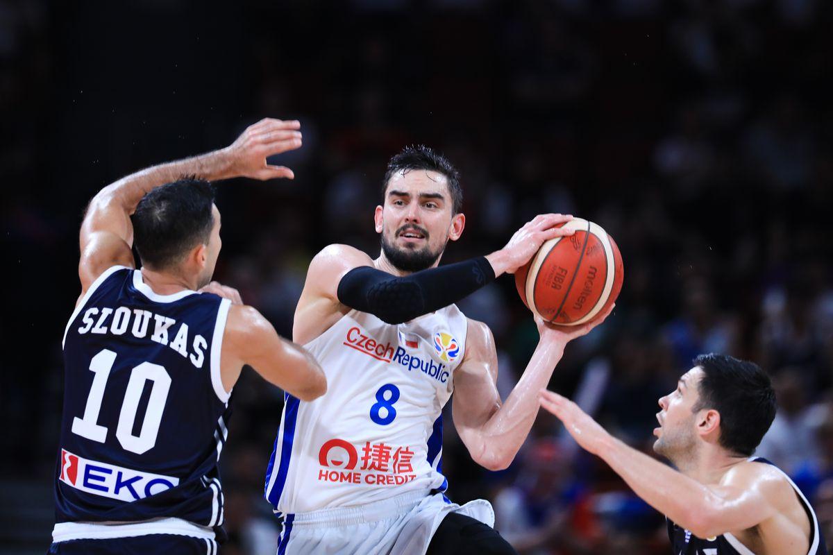 Czech Rep v Greece: Group K - FIBA World Cup 2019