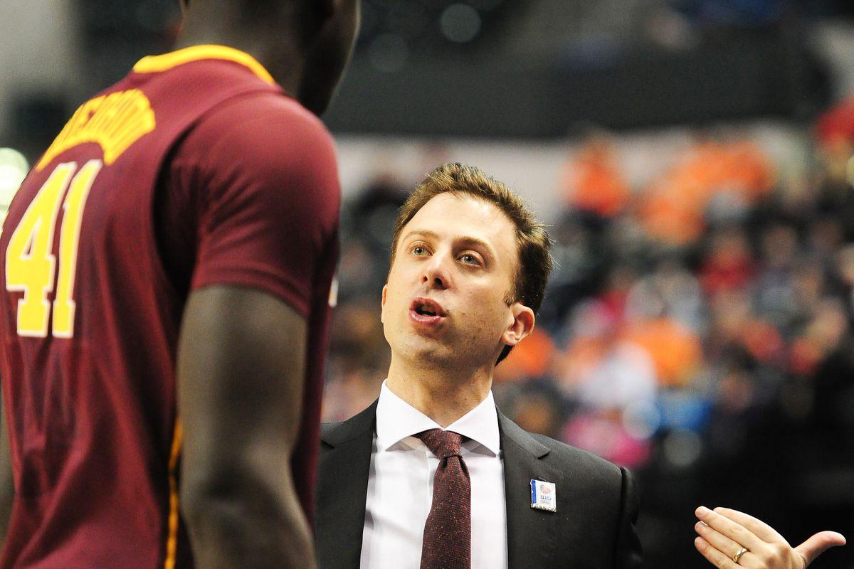NCAA Basketball: Big Ten Conference Tournament-Illinois vs Minnesota