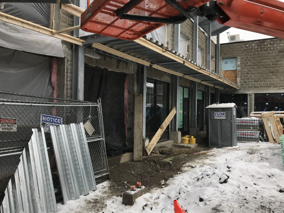 Laying The Foundation At Remnant Brewing In Somerville Eater Boston