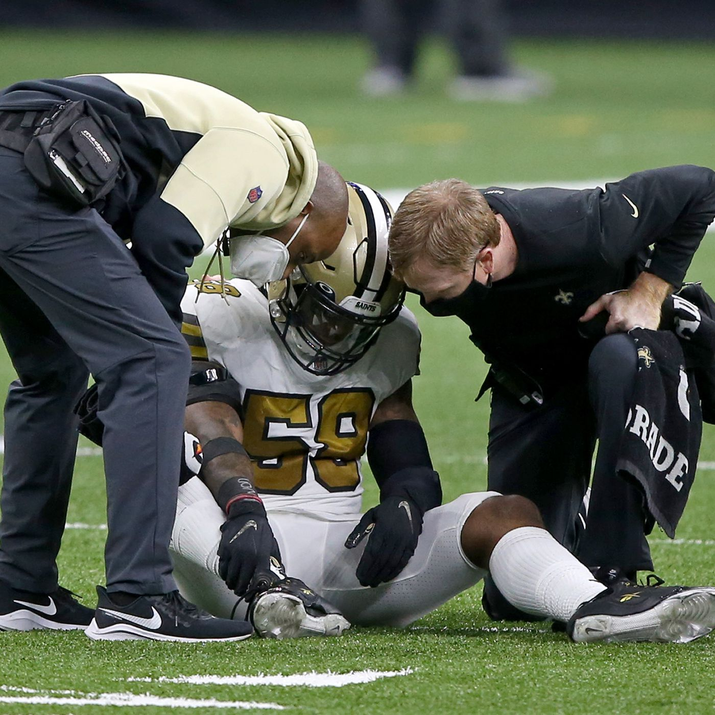 3 potential replacements for Saints LB Kwon Alexander - Canal Street  Chronicles