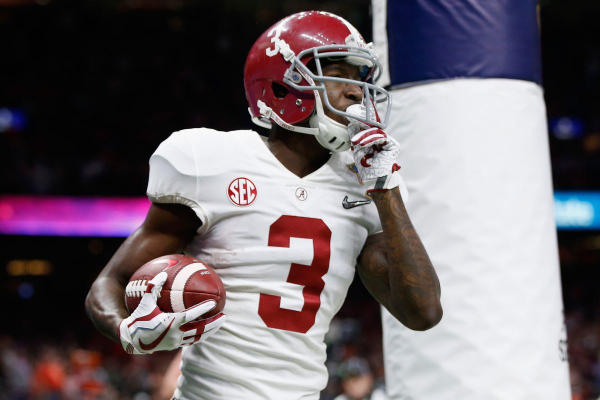 2018 Nfl Draft Atlanta Falcons Get Playmaking Wr In Calvin Ridley The Falcoholic