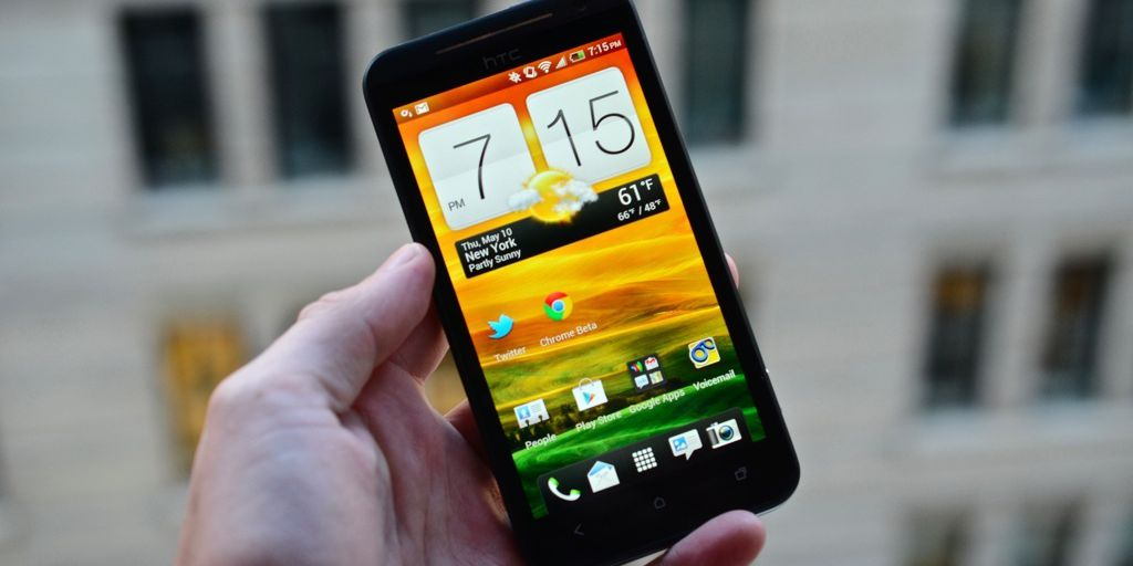 HTC Evo 4G LTE review - The Verge