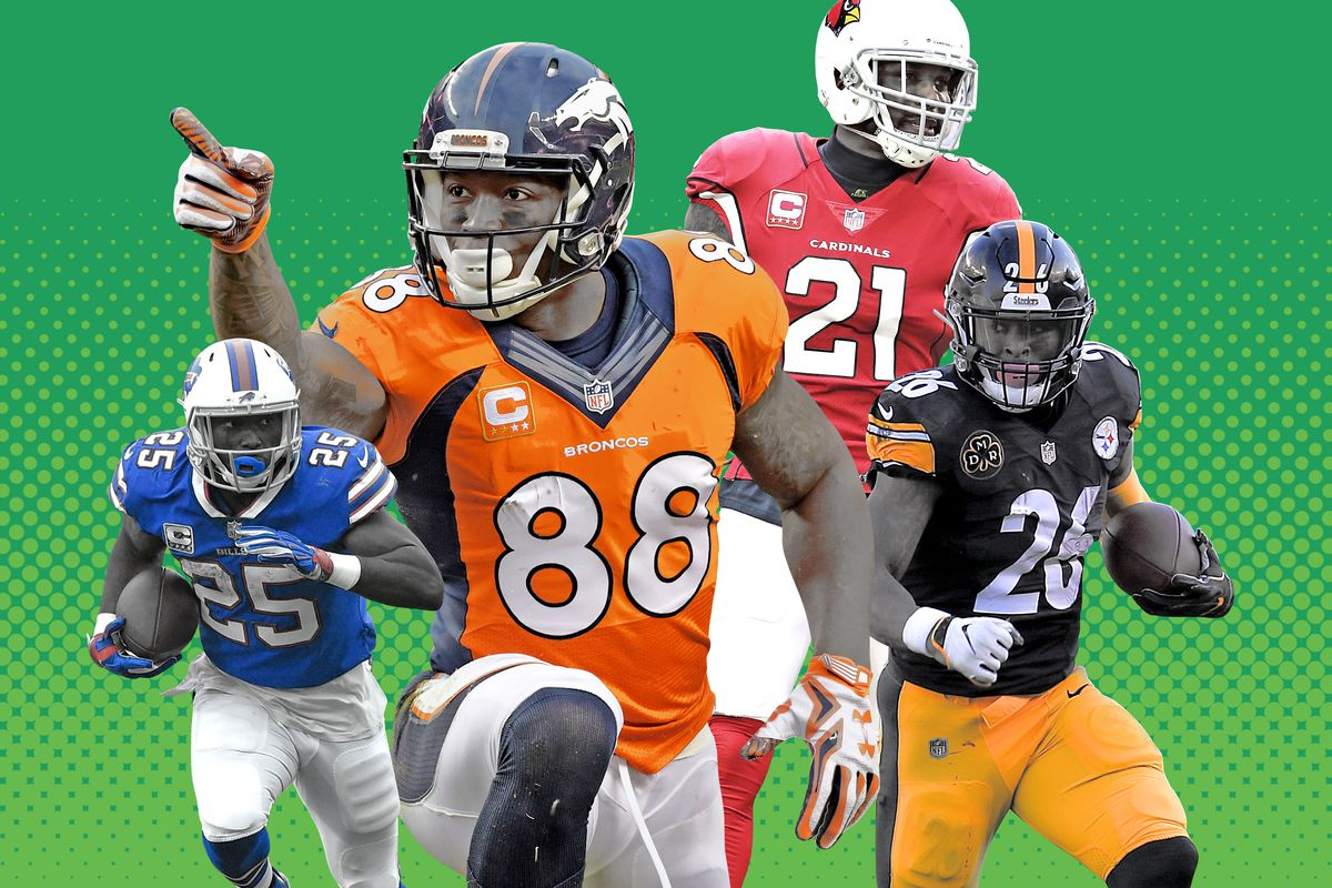 88848c24951 All the Players Who Could Move Before the 2018 NFL Trade Deadline ...