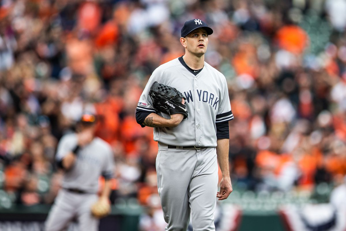 James Paxton is a different pitcher when he's away from home