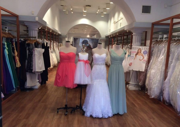 Alfred Angelo Bridal 246 Miracle Mile