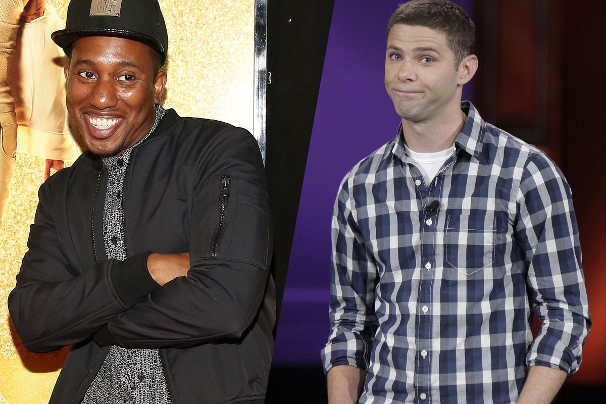 Chris Redd and Mikey Day (GettyImages)
