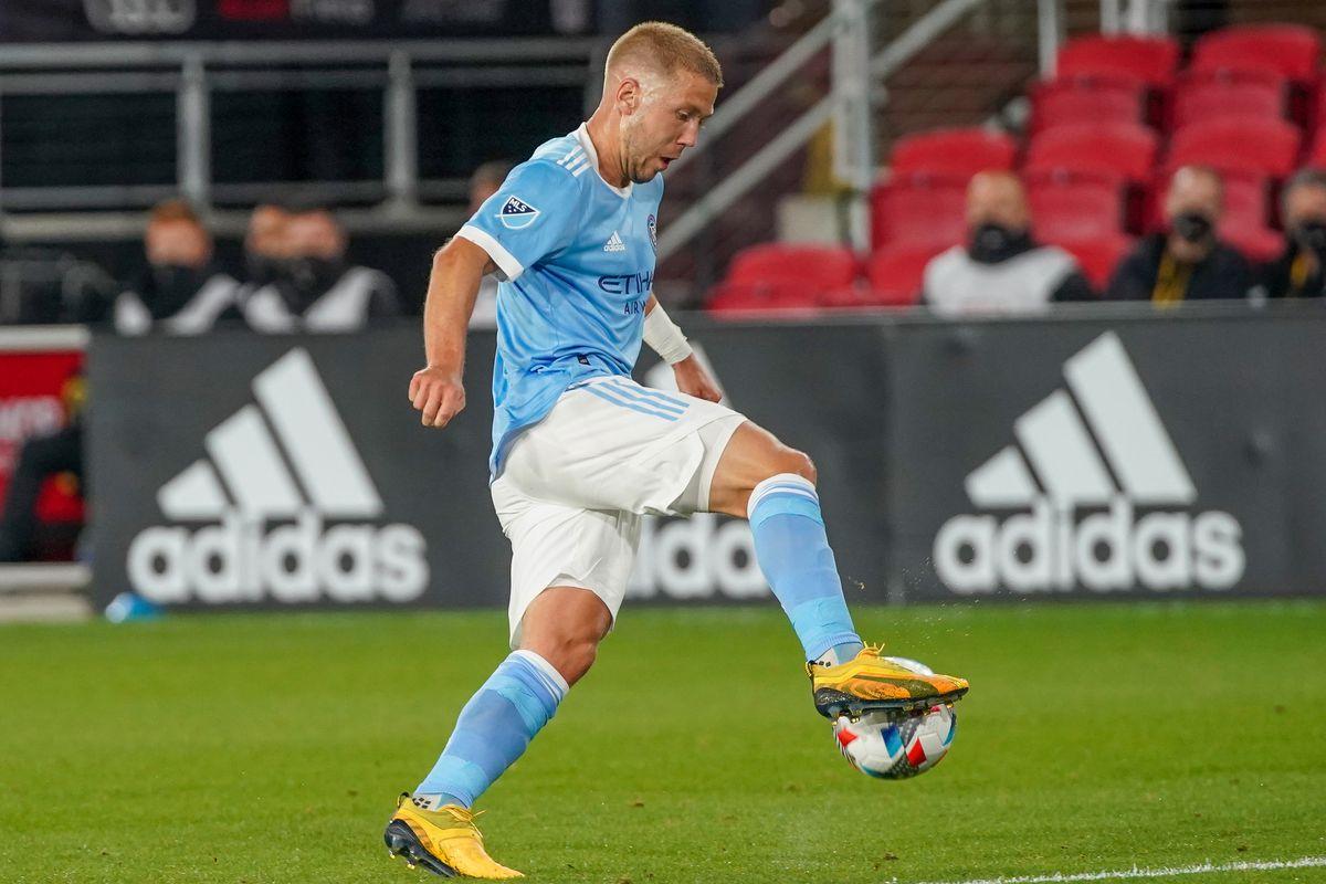 SOCCER: APR 17 MLS - New York City FC at DC United