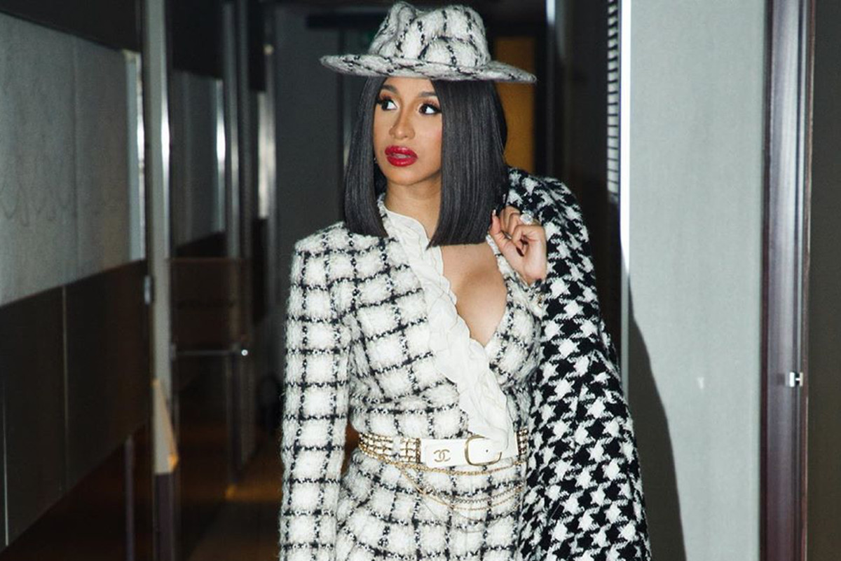 Beyonce Gifts Cardi B An Entire Closet S Worth Of Ivy Park