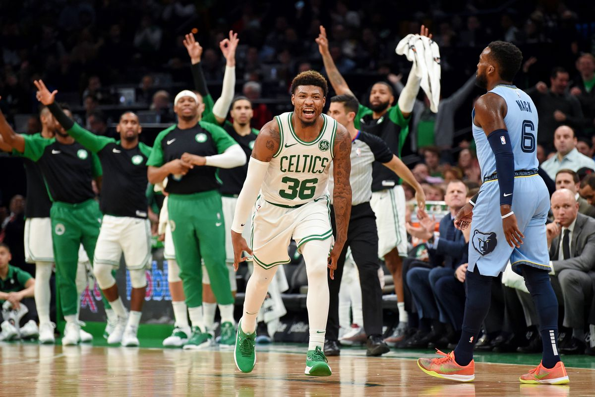 baadab931465 CobraKy kind of night and 8 other takeaways from Boston Celtics ...