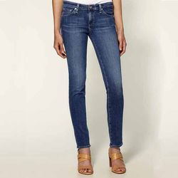 """<a href=""""http://piperlime.gap.com/browse/product.do?cid=83655&vid=1&pid=294462&scid=294462002""""><b>AG Adriano Goldschmied</b> The Stilt Jeans</a> $141.99 (was $178) piperlime.com"""