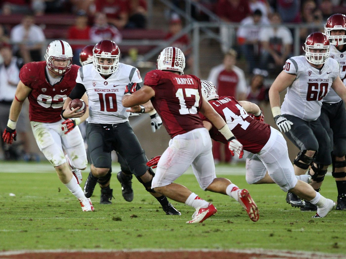 WSU Football vs. Utah: Cougars Match-up Well with Utes
