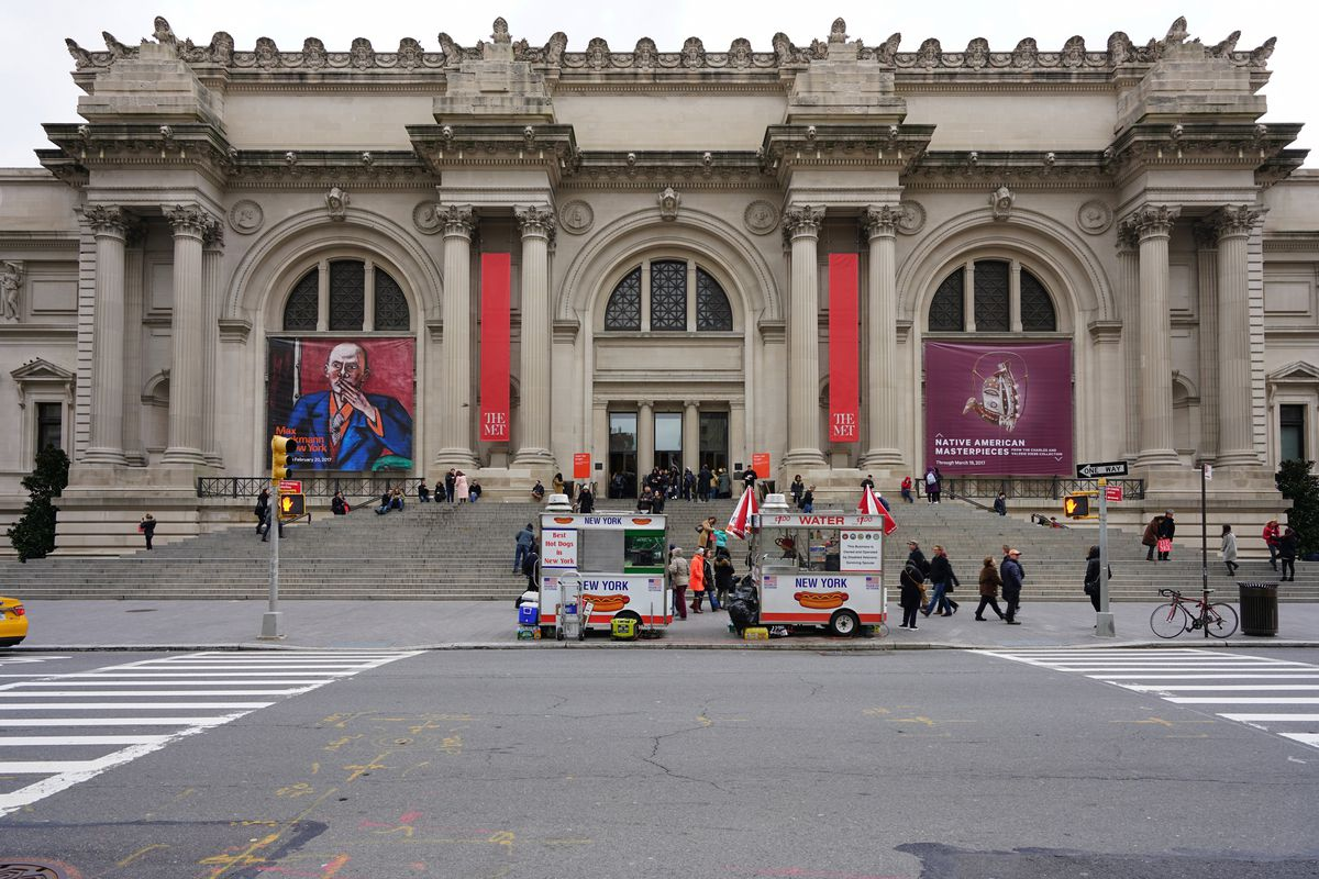 Met museum will charge mandatory admission fees for non for Museum of art metropolitan
