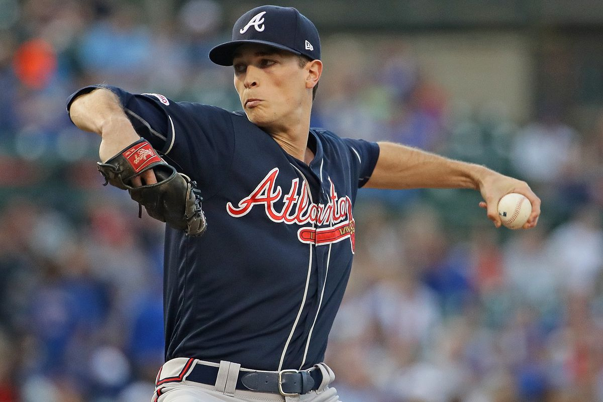 Cubs-Braves in October? Would be a lot for Cubs to handle