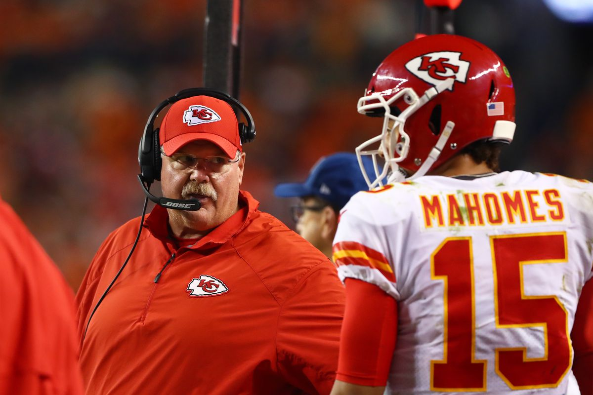 0598d47582d The key to the relationship between Andy Reid and Patrick Mahomes