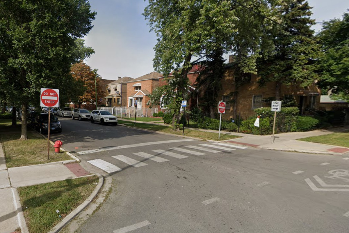 A man was killed and another was wounded in a shooting in Marquette Park